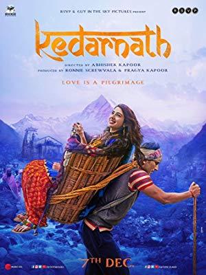 دانلود فیلم Kedarnath 2018