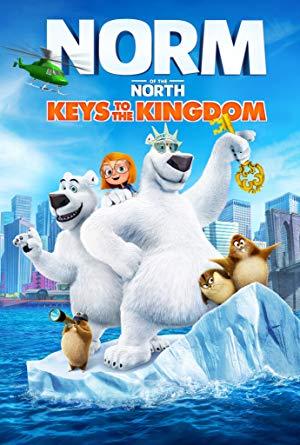 دانلود انیمیشن Norm of the North: Keys to the Kingdom 2019 با دوبله فارسی