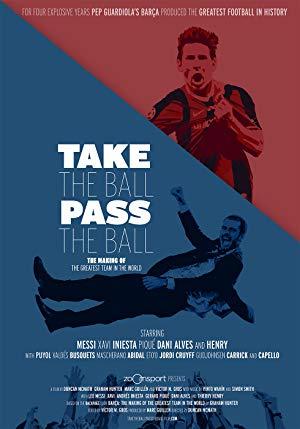 دانلود فیلم Take the Ball Pass the Ball 2018