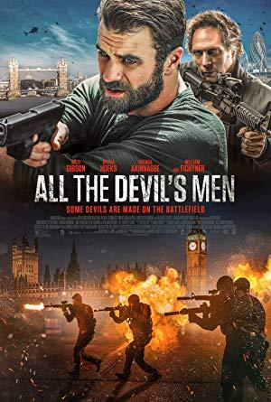 دانلود فیلمAll the Devils Men 2018 با دوبله فارسی