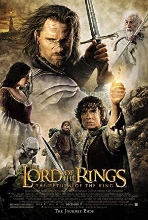 دانلود فیلم The Lord of the Rings: The Return of the King 2003 با دوبله فارسی