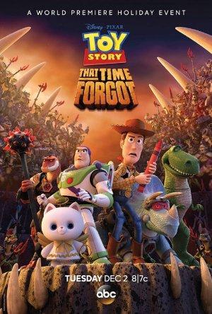 دانلود انیمیشن Toy Story That Time Forgot 2014 با دوبله فارسی