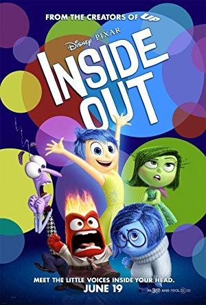دانلود انیمیشنInside Out 2015 با دوبله فارسی
