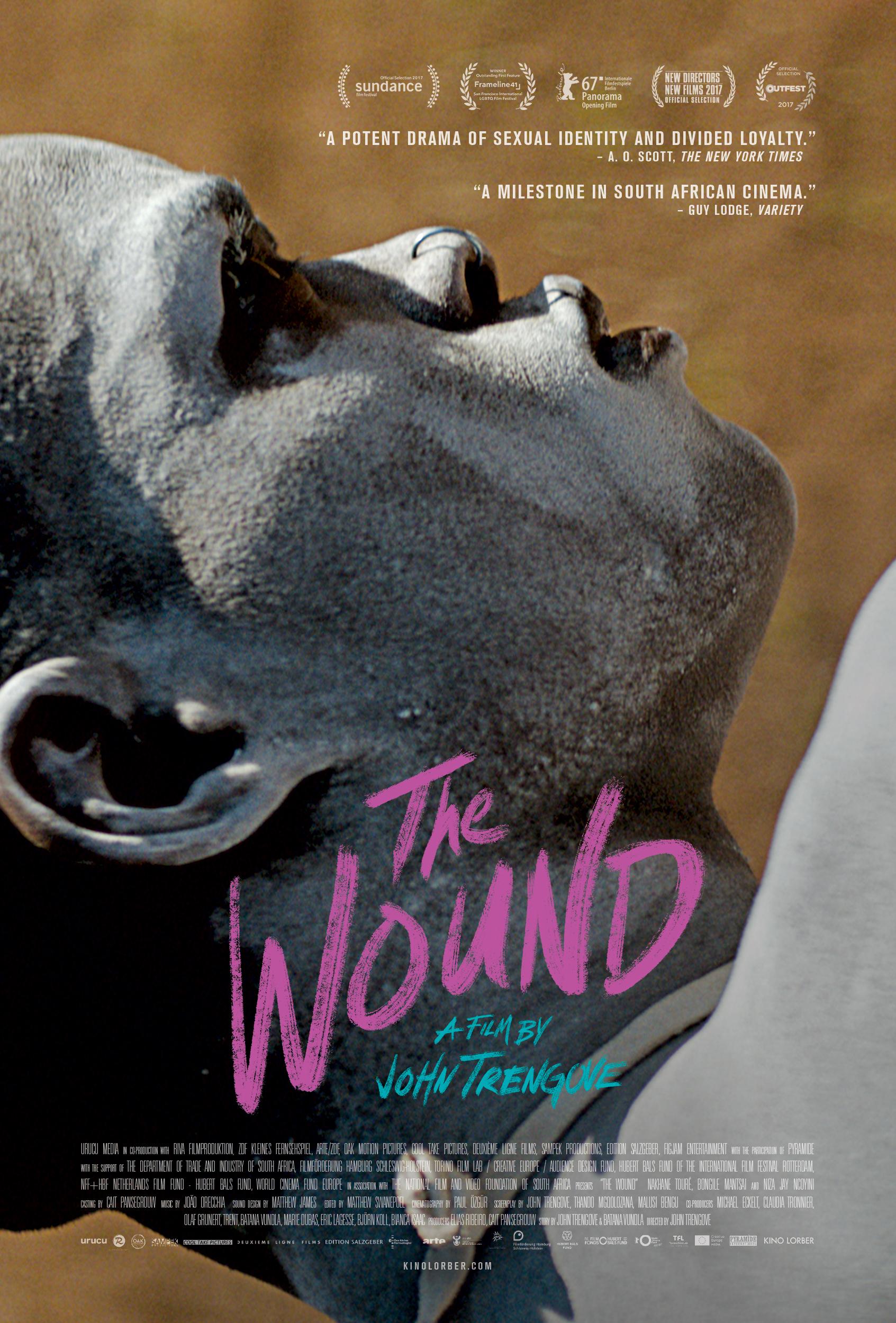 دانلود فیلم The Wound 2017
