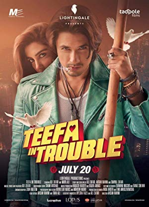 دانلود فیلمTeefa in Trouble 2018 با دوبله فارسی