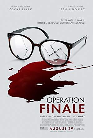دانلود فیلم Operation Finale 2018