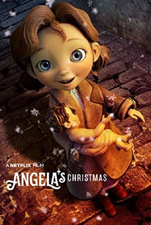 دانلود انیمیشنAngelas Christmas 2017 با دوبله فارسی