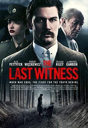 دانلود فیلم The Last Witness 2018