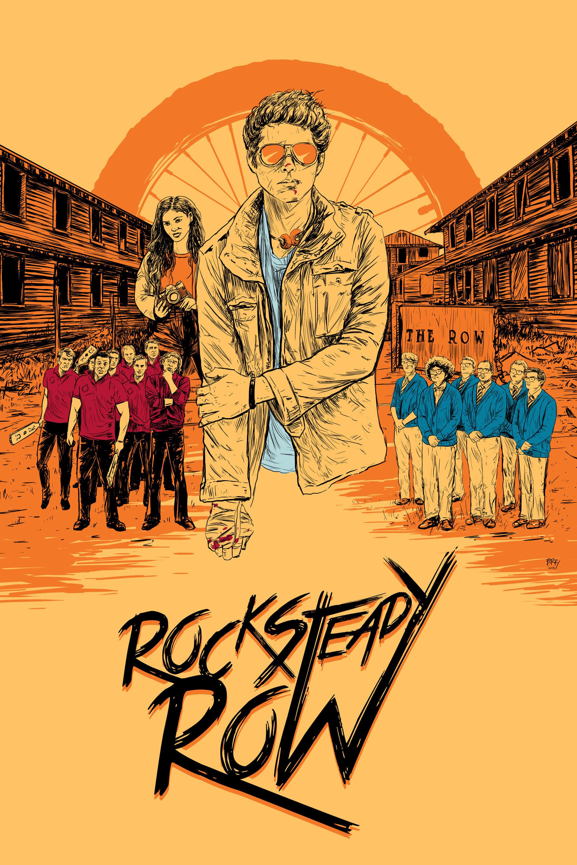 دانلود فیلم Rock Steady Row 2018