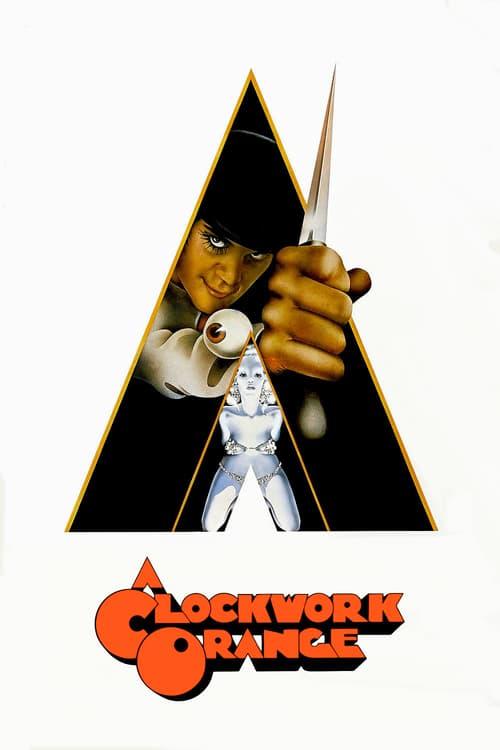 دانلود فیلم A Clockwork Orange 1971