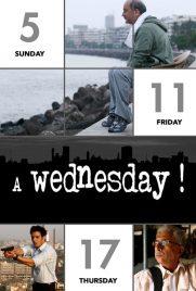 دانلود فیلم A Wednesday! 2008 با دوبله فارسی