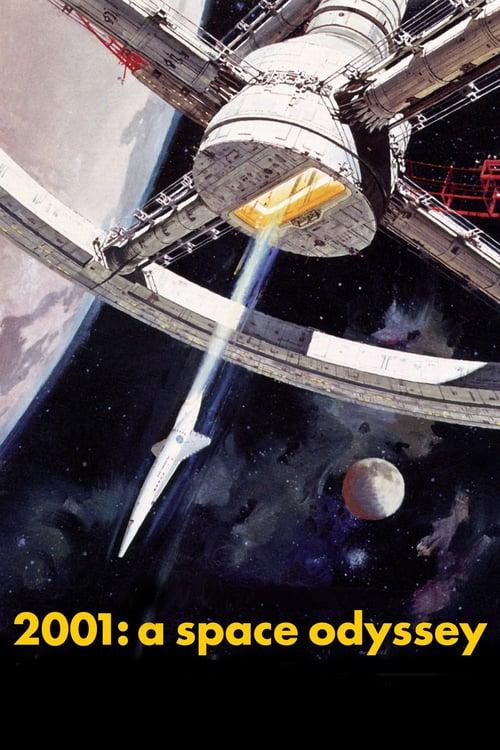 دانلود فیلم 2001: A Space Odyssey 1968 با دوبله فارسی
