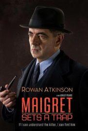 دانلود فیلم Maigret Sets a Trap 2016 با دوبله فارسی