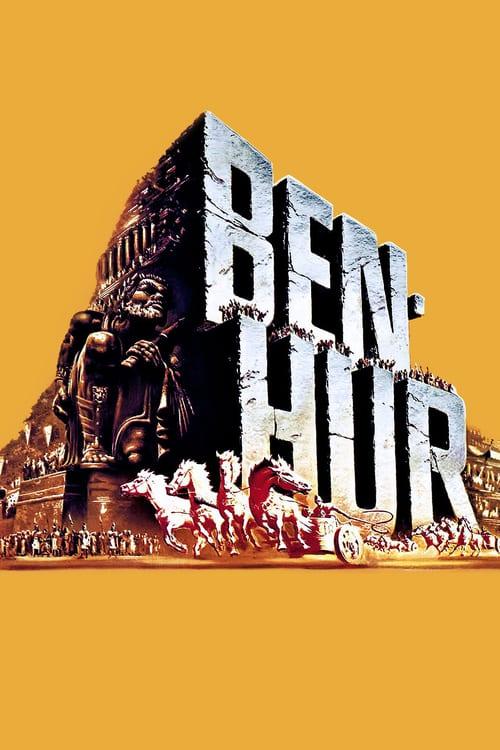 دانلود فیلم Ben-Hur 1959 با دوبله فارسی