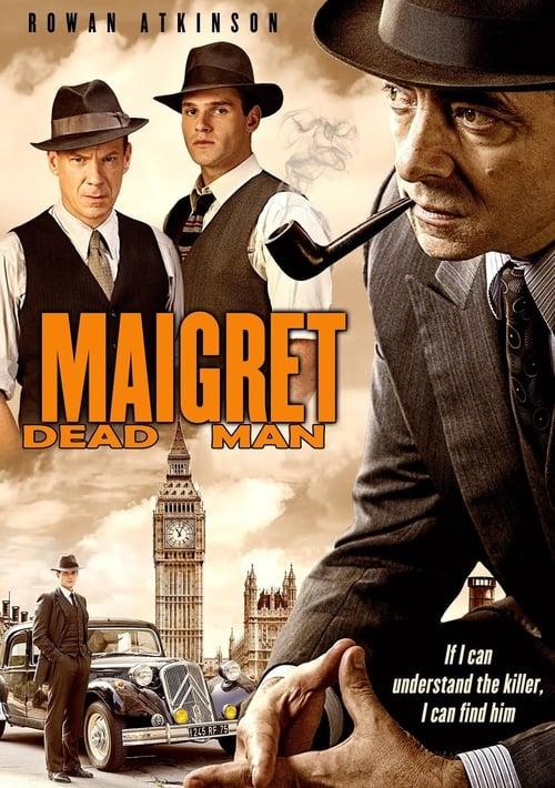 دانلود فیلم Maigret's Dead Man 2016 با دوبله فارسی