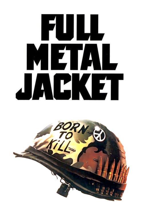 دانلود فیلم Full Metal Jacket 1987 با دوبله فارسی
