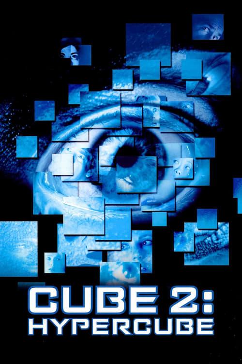 دانلود فیلمCube 2: Hypercube 2002 با دوبله فارسی