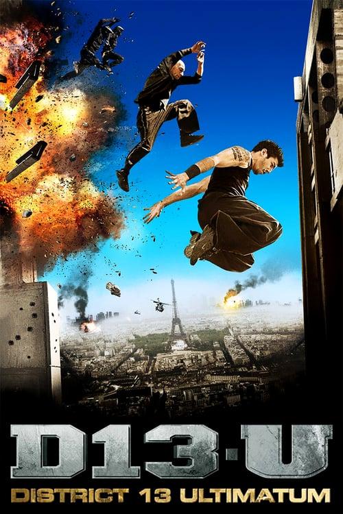 دانلود فیلمDistrict 13: Ultimatum 2009 با دوبله فارسی