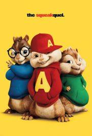 دانلود انیمیشن Alvin and the Chipmunks: The Squeakquel 2009 با دوبله فارسی
