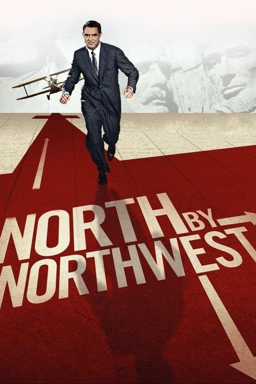 دانلود فیلم North by Northwest 1959 با دوبله فارسی
