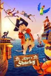 دانلود انیمیشن Capt'n Sharky 2018 با دوبله فارسی
