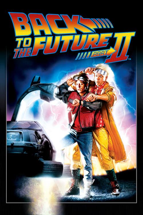دانلود فیلم Back to the Future Part II 1989 با دوبله فارسی