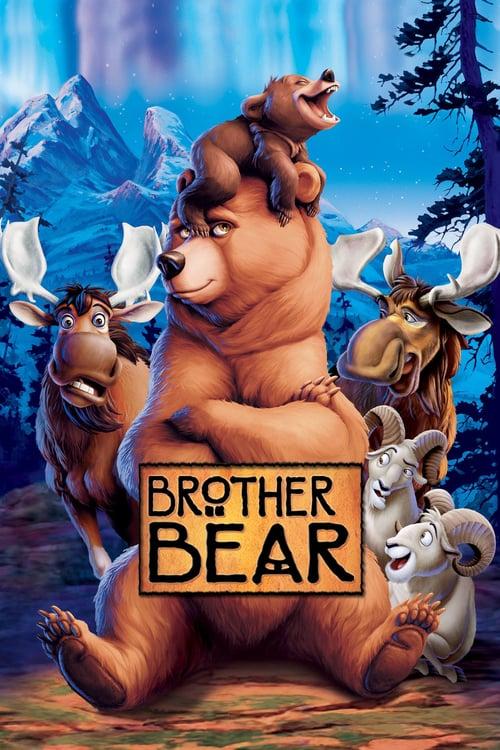 دانلود انیمیشنBrother Bear 2003 با دوبله فارسی