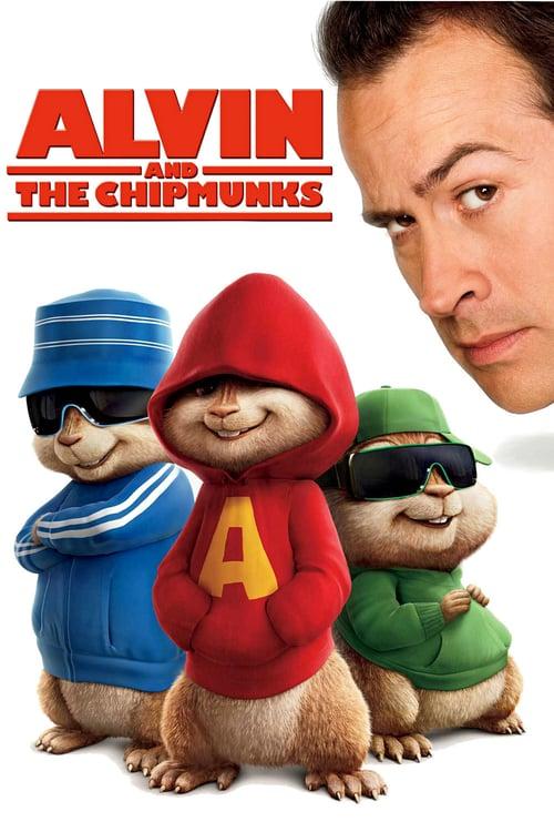 دانلود انیمیشن Alvin and the Chipmunks 2007 با دوبله فارسی
