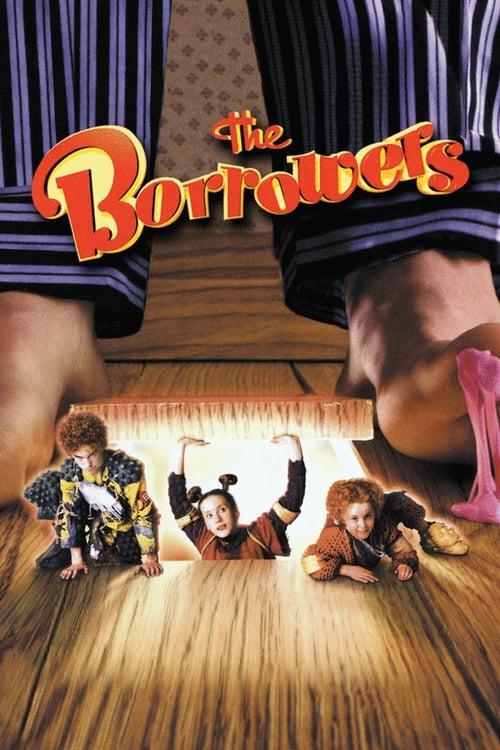 دانلود فیلم The Borrowers 1997 با دوبله فارسی