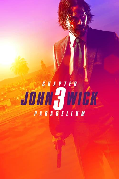 دانلود فیلمJohn Wick: Chapter 3 – Parabellum 2019 با دوبله فارسی
