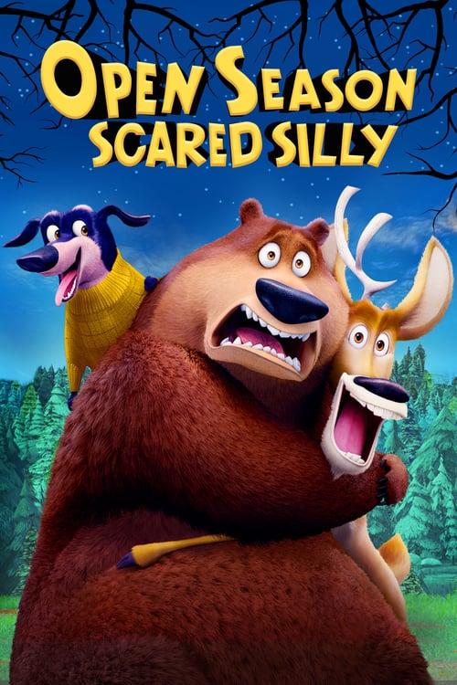 دانلود انیمیشنOpen Season: Scared Silly 2015 با دوبله فارسی