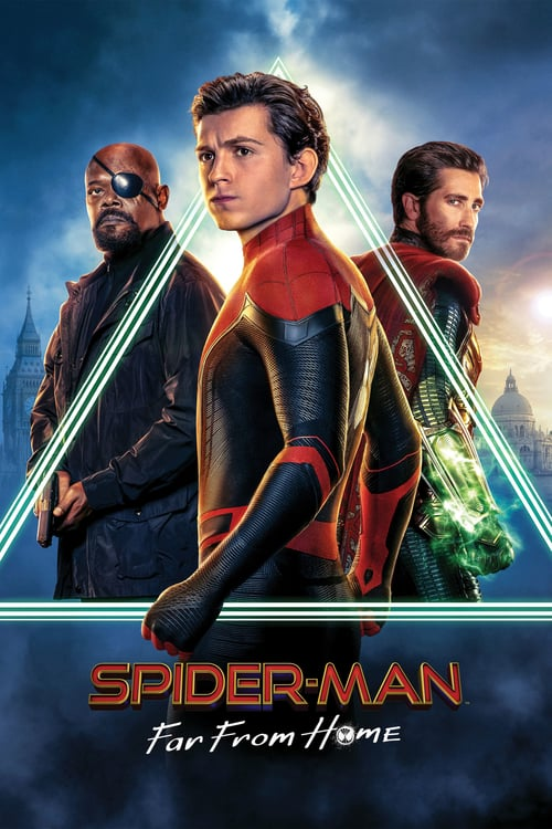 دانلود فیلم Spider-Man: Far from Home 2019