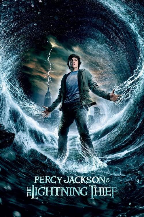 دانلود فیلمPercy Jackson & the Olympians: The Lightning Thief 2010 با دوبله فارسی