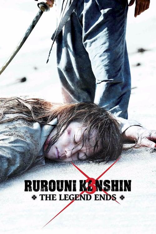 دانلود فیلمRurouni Kenshin: The Legend Ends 2014 با دوبله فارسی