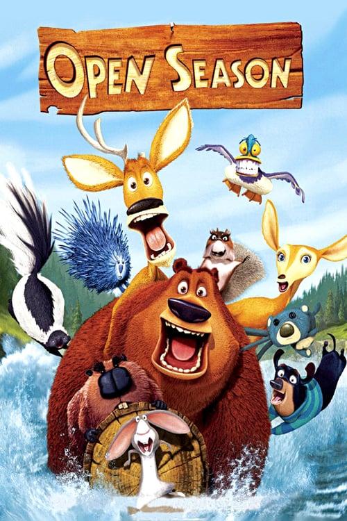 دانلود انیمیشن Open Season 2006 با دوبله فارسی