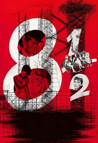 دانلود فیلم Eight and a Half 1963
