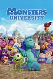 دانلود انیمیشن Monsters University 2013 با دوبله فارسی