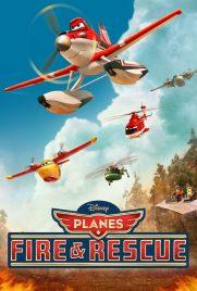 دانلود انیمیشنPlanes: Fire & Rescue 2014 با دوبله فارسی