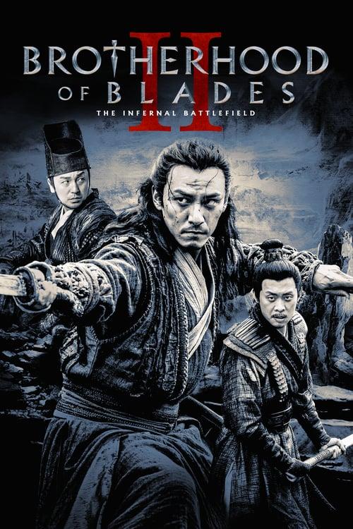 دانلود فیلمBrotherhood of Blades II: The Infernal Battlefield 2017 با دوبله فارسی