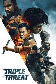 دانلود فیلمTriple Threat 2019 با دوبله فارسی