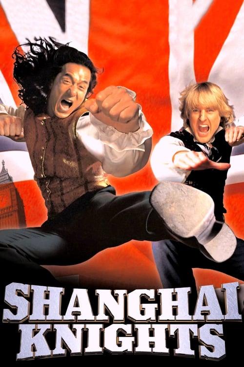 دانلود فیلم Shanghai Knights 2003 با دوبله فارسی