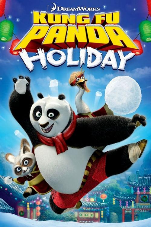 دانلود انیمیشنKung Fu Panda Holiday 2010 با دوبله فارسی