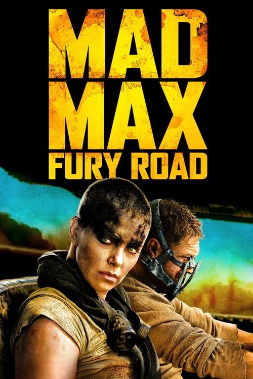دانلود فیلمMad Max: Fury Road 2015 با دوبله فارسی