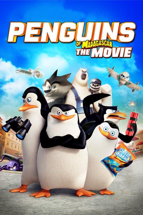 دانلود انیمیشن Penguins of Madagascar 2014 با دوبله فارسی