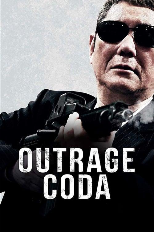 دانلود فیلمOutrage Coda 2017 با دوبله فارسی