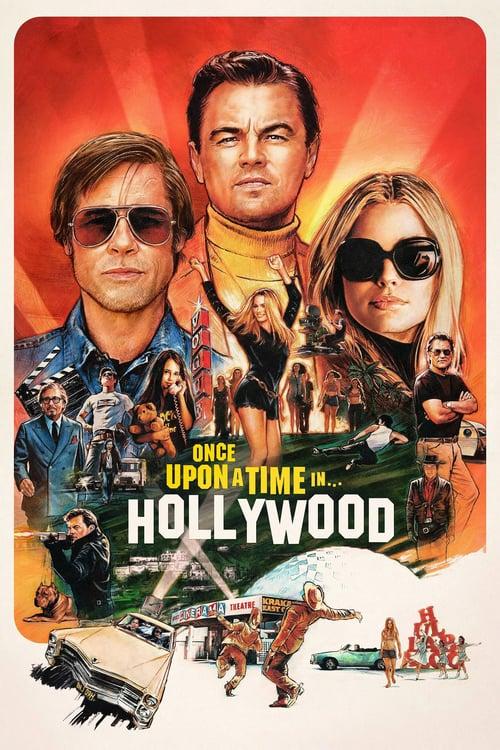 دانلود فیلمOnce Upon a Time in Hollywood 2019 با دوبله فارسی