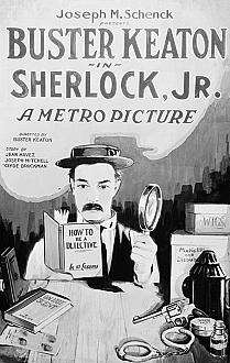 دانلود فیلم Sherlock Jr. 1924