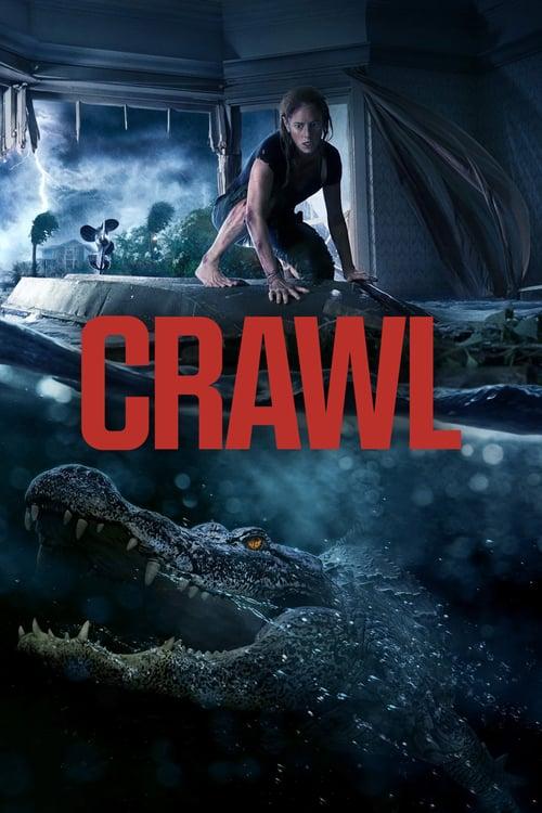 دانلود فیلمCrawl 2019 با دوبله فارسی