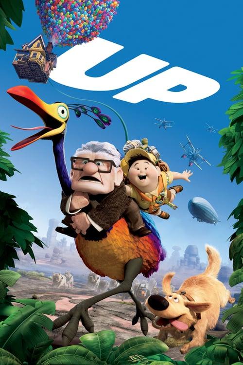 دانلود انیمیشنUp 2009 با دوبله فارسی