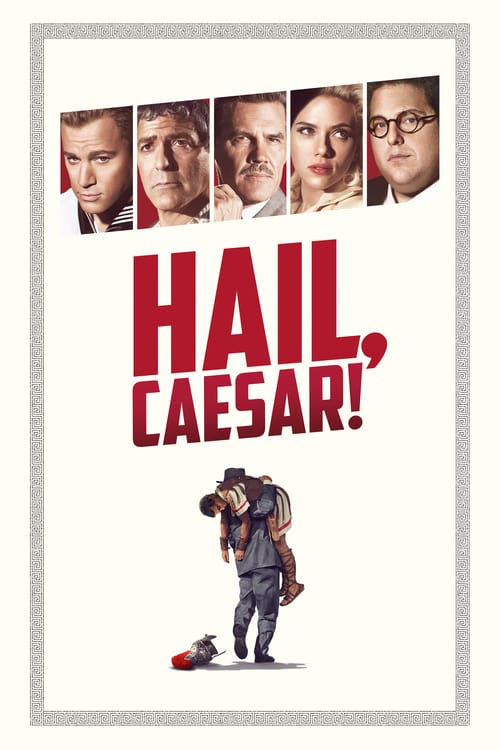 دانلود فیلم Hail Caesar 2016
